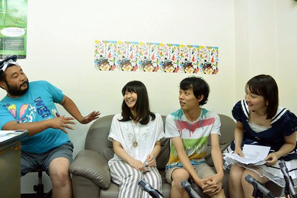 【キネトーク】上田慎一郎監督「恋する小説家」ほか予告編上映
