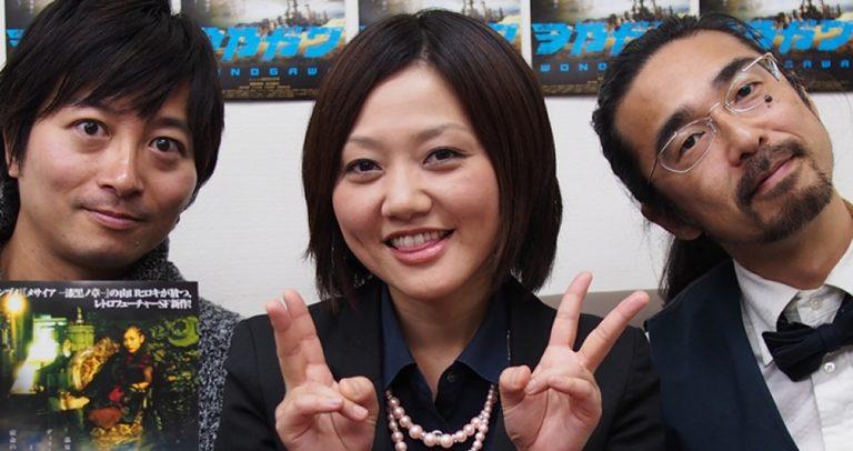 【キネトーク】山口ヒロキ監督「ヲノガワ」予告編上映