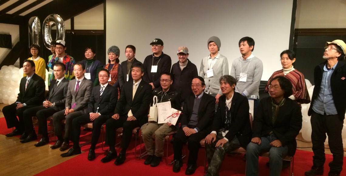 【キネトーク】那須国際短編映画祭特集(2/2) 授賞式