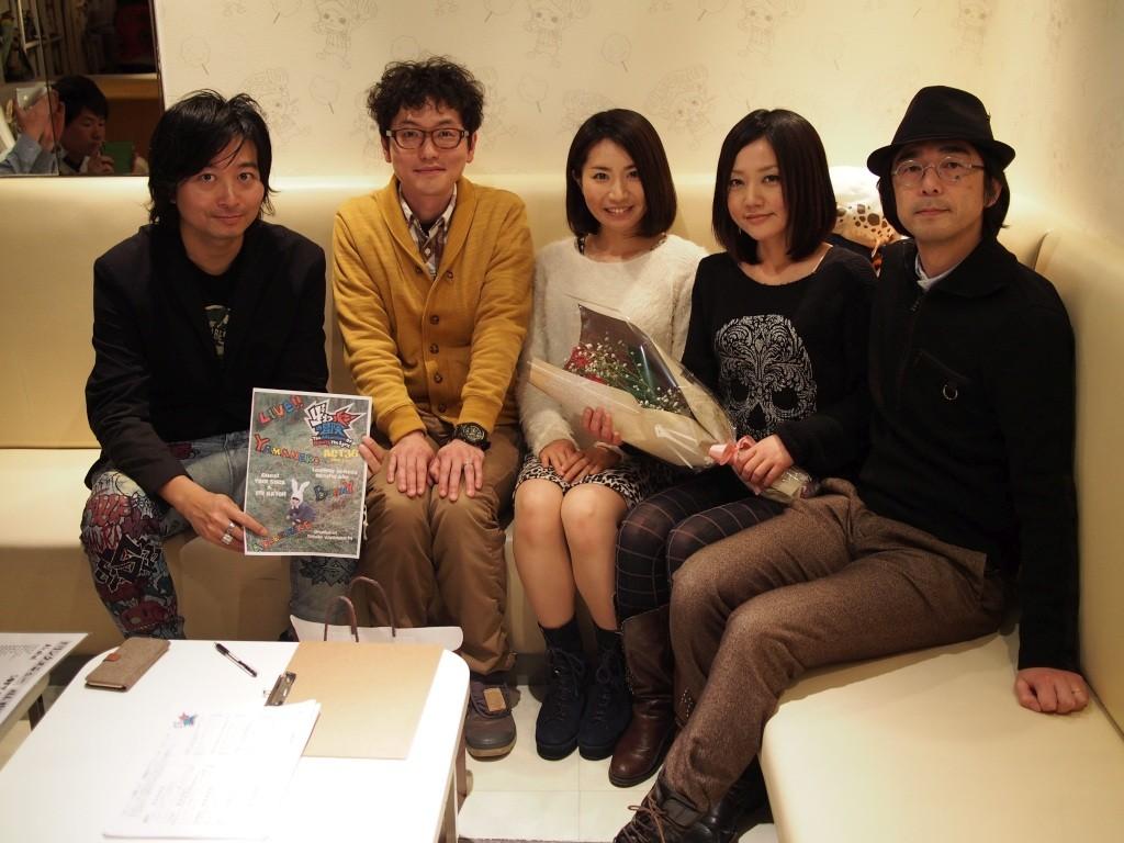 生ネコバニーの冒険  ACT36 ゲスト : 加藤絵莉さん、須賀山羊さん