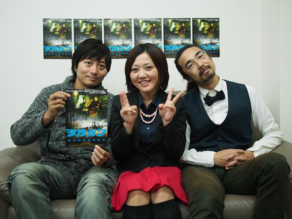 映画チャンネル第37回:ゲスト・山口ヒロキ監督